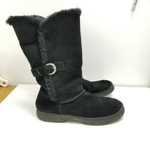Melrose Ave Womens Boots 9 Black